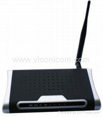 54Mbps Wireless Router VWL541R - Visonicom Technology