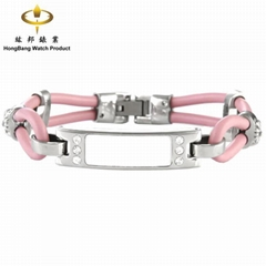 Anion Bracelet (AS06-VT/BK)