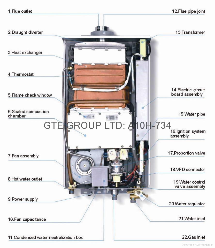 Water Heater: Water Heater Anatomy