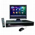 HD Karaoke Player w/ Touchscreen Karaoke Player 3