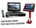 HD Karaoke Player w/ Touchscreen Karaoke Player 4