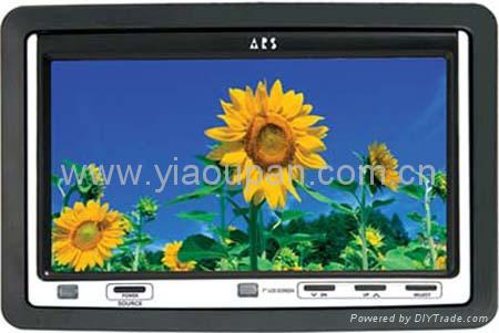 Wide LCD Monitor (MTP-700) 1