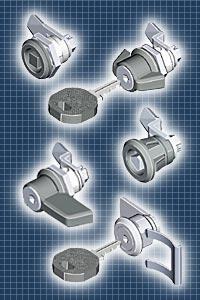工业锁具 2