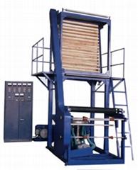 PE film blowing machine