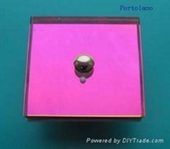 """2""wall sensor switches-Purple Crystal"