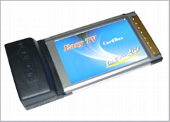 New Philip 7134 Cardbus PCMCIA TV Tuner Card