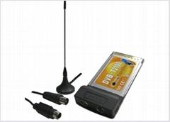 DVB-T  PCMCIA TV Tuner Cardbus