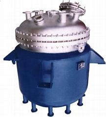 钛、镍、不锈钢、碳钢及钛镍复合有色金属材料的压力容