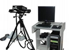 三維光學密集點云掃描系統