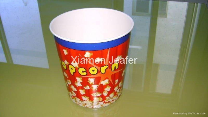 Paper Popcorn Bucket 3