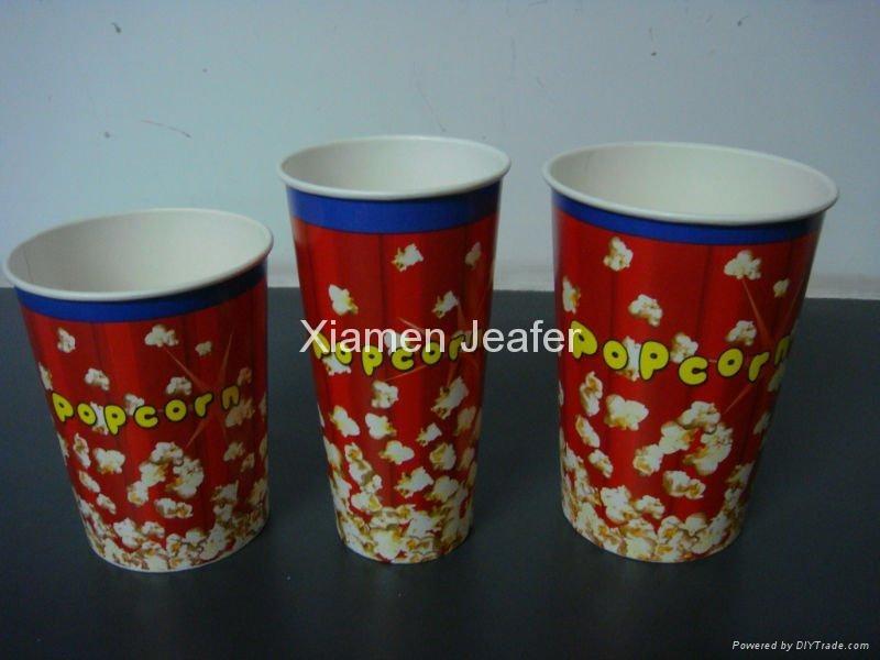 Paper Popcorn Bucket 4