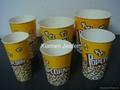 Paper Popcorn Bucket 5