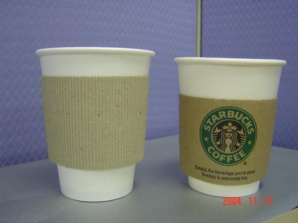 Cup sleeves 1
