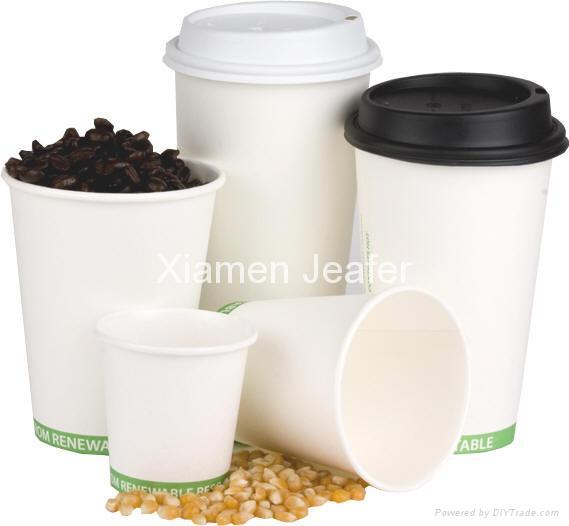Biodegradable paper cup 1