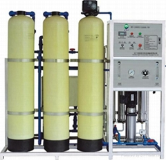 RO water treatment plant ,5/3 gallons or bottle filling capping machine
