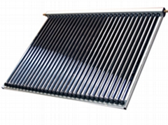 U Tube Collector for solar water heater