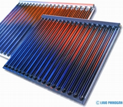 CPC Collector for solar water heater