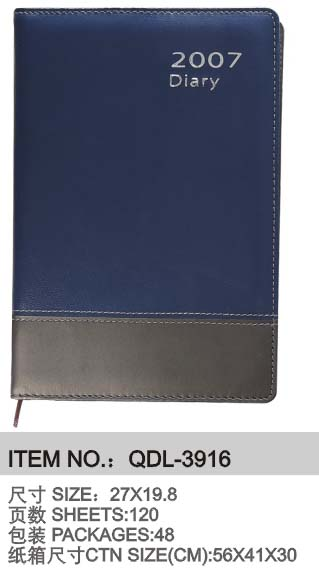 Notebook or Diary 1