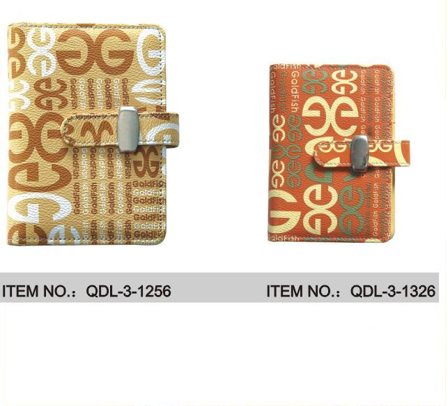 Loose-Leaf Notebook(QDL-3-1256) 1