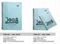 Spiral Notebook (10018)