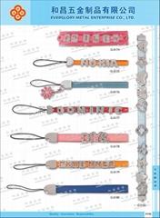 时尚小吊饰.合金钥匙扣 #G-0174-G-0180