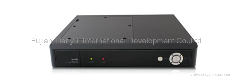 Ultra HD DVB-S2 with comes with fully covered Multimedia module 2