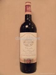 木桐夏嘉城堡干红葡萄酒