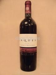 雅克干红葡萄酒