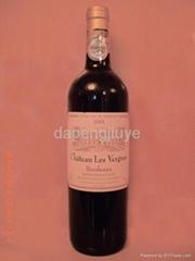 LV8高级干红葡萄酒