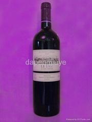 十年华诗歌高级干红葡萄酒