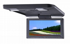 CAR TFT LCD MONITOR WITH DVD PLAYER