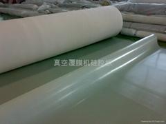 真空覆膜机硅胶板