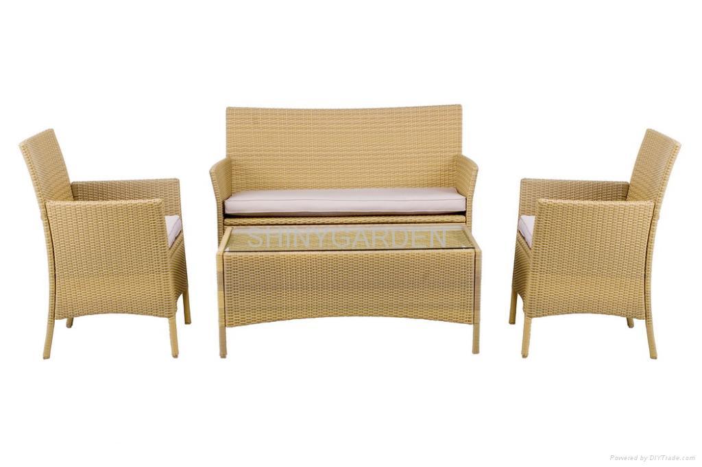Rattan Furniture - Set 05 - Shinygarden (China ...