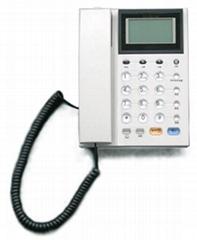 CDMA 450/800MHZ fixed wireless phone