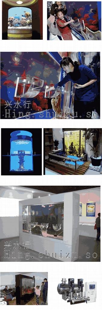 海水鱼缸 1