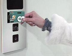 電梯IC卡電梯收費系統電梯控制器