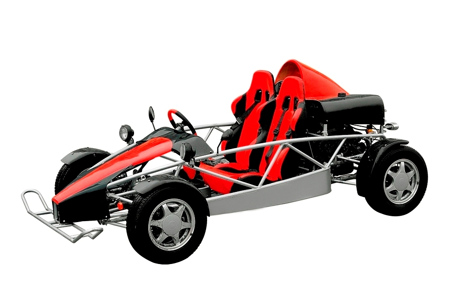 go racing kart with EEC approved 1