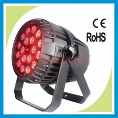 stage led light china with 24 bit dimmer