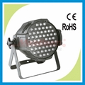stage LED par can wash light for 54x3W