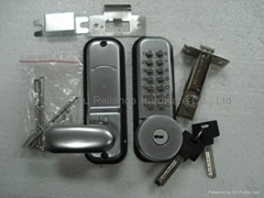 Zinc Alloy material  Digital Mechanic Code Locks (Hot Product - 1*)
