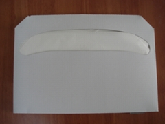 Paper Toilet Seat Cover For Two-Fold