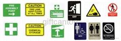 standard signs