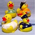 搪胶鸭子 3