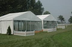 铝合金组合式篷房