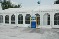 铝合金组合式篷房 2