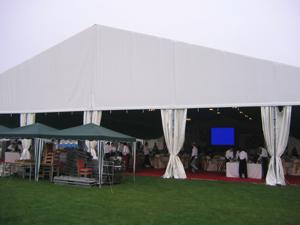 铝合金组合式篷房 3
