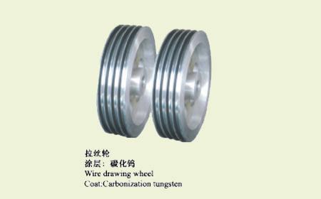漆包機導輪噴陶瓷 4