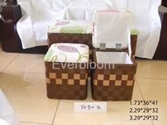 Natural bamboo Basket