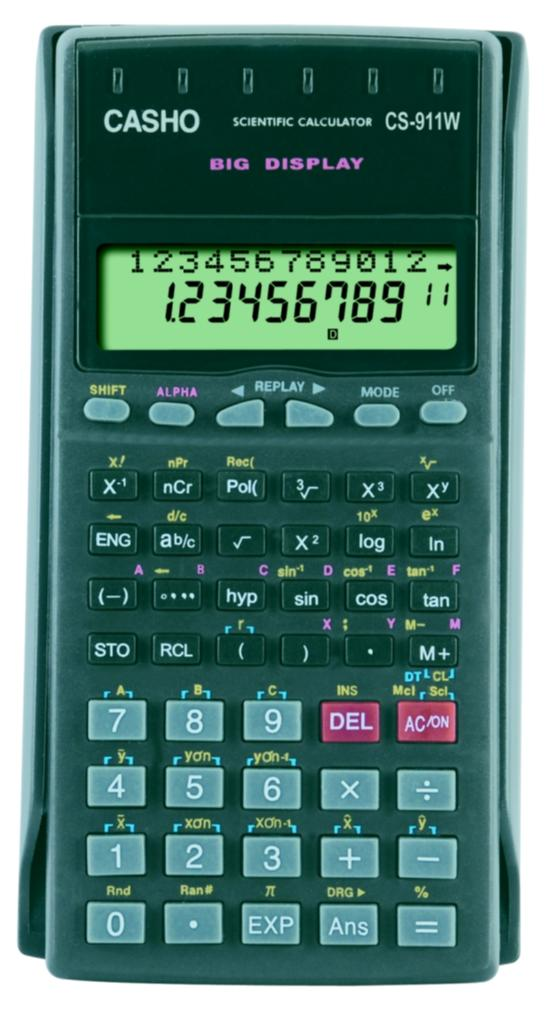 ELECTRONIC CALCULATOR 1