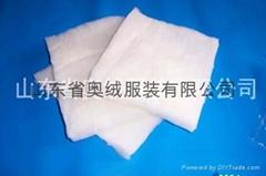 纯棉絮片,纯棉喷胶棉,纯棉脱脂棉,羽绒棉,仿羽绒棉